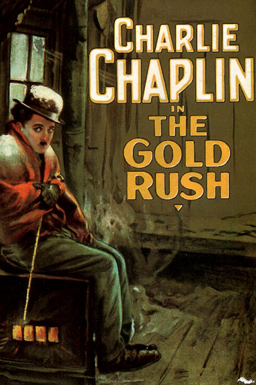 Chaplin - The Gold Rush